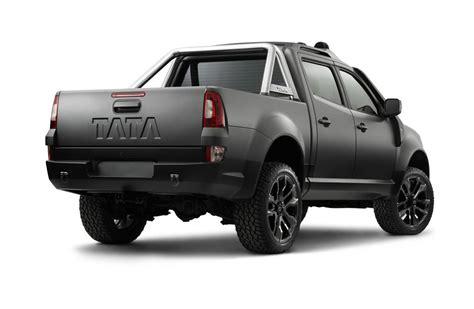 Tata Xenon Tuff Truck Concept Photo Gallery   Autoblog