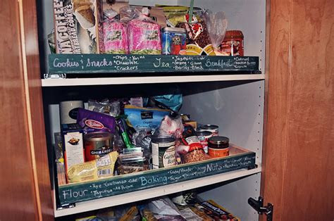 pull out shelves idea for pantry http tonyandkristine