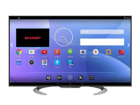 Tv Sharp Di Electronic Solution electronic city sharp hd led smart tv black lc 50le570x