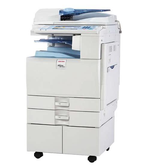 Ricoh Aficio Mp C2050 Refurbished Ricoh Copiers Copier1