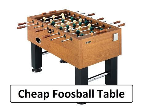 Foosball Table Price by Best Cheap Foosball Table Which Are These Where To