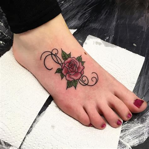 tattoo healing process on foot 100 best foot tattoo ideas for women designs meanings