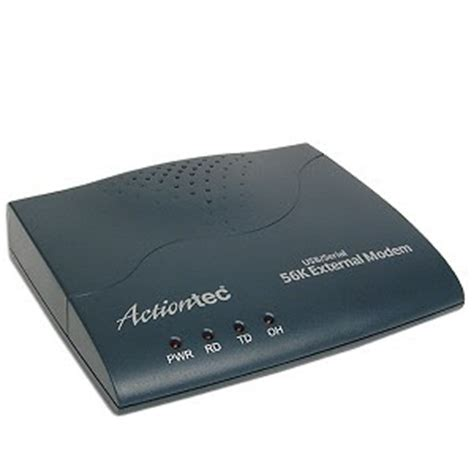 Modem Eksternal requirements ict learning is