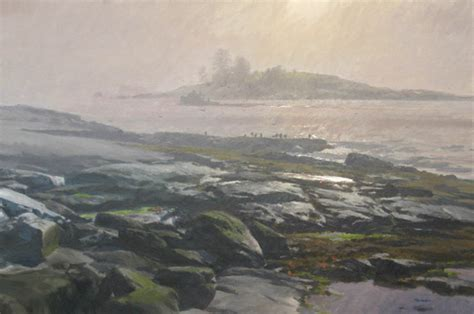 tom hughes on this morning oil paintings june morning by tom hughes paintings