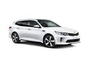 Kia Optima Hp 2016 Kia Optima Sportswagon Debuts With 245 Hp Turbo 2 0