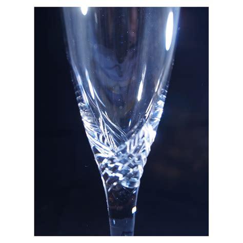 flute bicchieri servizio bicchieri cristallo arnolfo di cambio