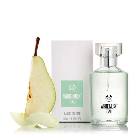 Gift White Musk The Shop white musk l eau the shop perfume a new fragrance