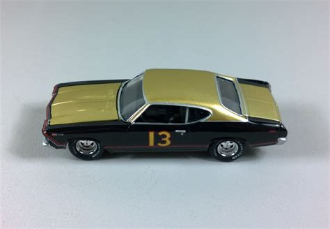 Sixty Ss sixty four diecast 1969 chevrolet chevelle by greenlight