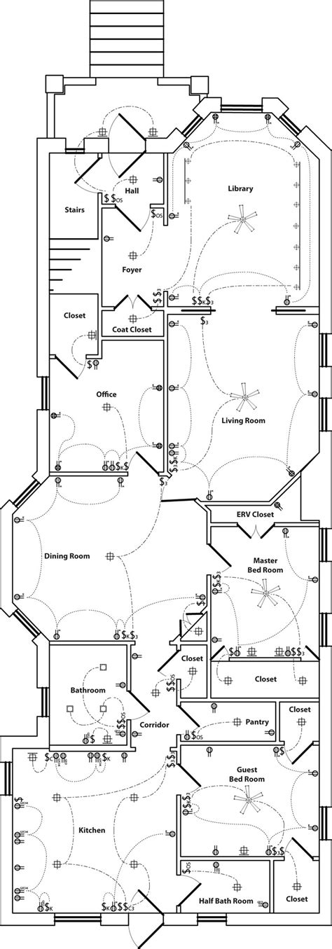 Electrical Layout Plan View Reshaping Our Footprint
