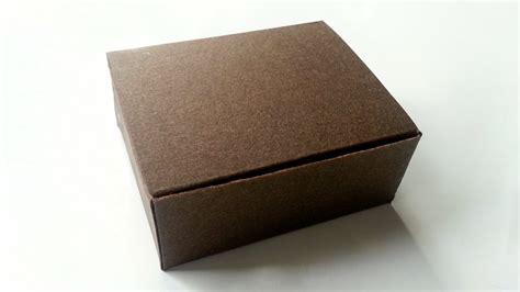 simple box ideas create a simple card stock gift box diy crafts