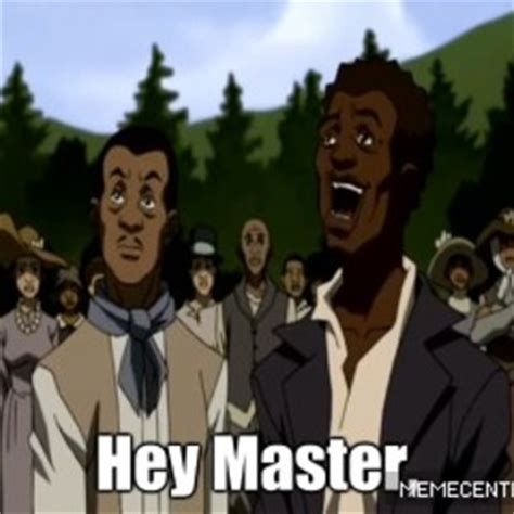 Boondocks Meme - boondocks the real story by malavoglia meme center