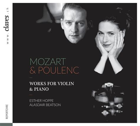 mozart biography and works esther hoppe discography