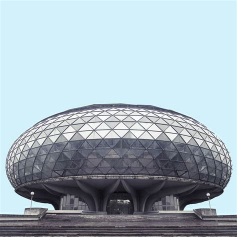 www architecture i found architecture from star wars in belgrade bored panda