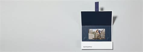 Suit Supply Gift Card - the gift of style suitsupply online store