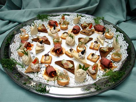 hor d oeuvres ideas monterey gourmet hot cold hors d oeuvre lunch for