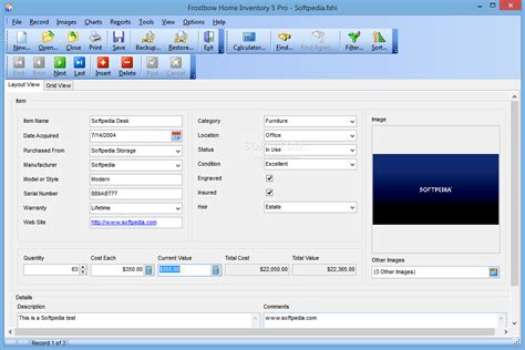 frostbow home inventory 5 pro the best free software for