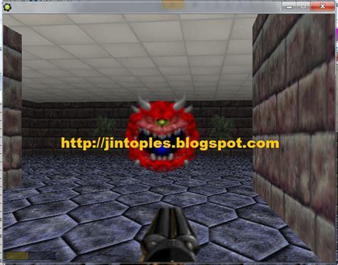 membuat game fps membuat game fps sederhana dengan game maker jin toples