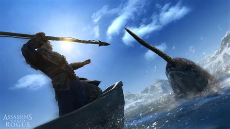 aa creed assassin s creed rogue gameplay trailer dans l arctique