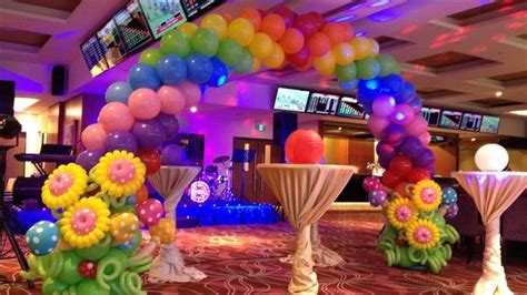 kids birthday decorations at home kids birthday party balloon decorations youtube