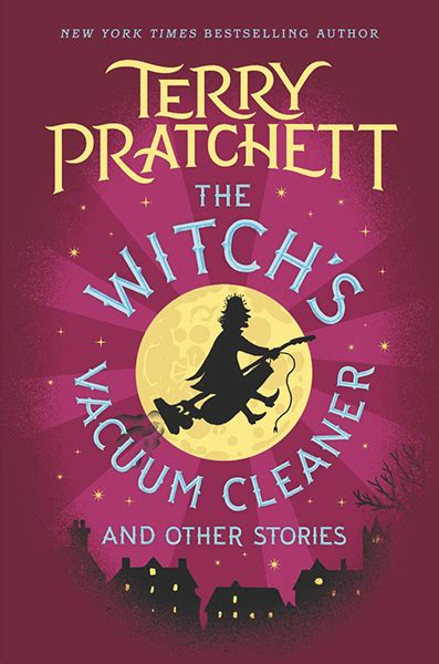 the witchs vacuum cleaner the witch s vacuum cleaner and other stories by terry pratchett hardcover booksamillion com