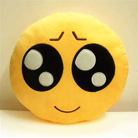 Sofa Emoticon stuffed plush cushion emoji emoticon pillow bed