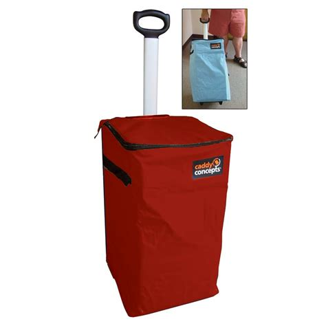 Caddy Concepts Portable Her With Wheels Laundry With Wheels