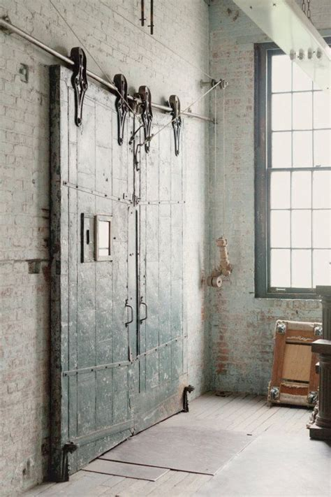Industrial Front Door by 44 Best Images About Industrial Style Barn Doors And
