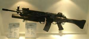 Daewoo K2 Rifle Daewoo K2 Weapon Ge Modern Firearms Encyclopedia