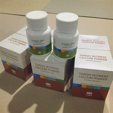 Produk Promo Paket Pelangsing Badan Tiens 30 Hari Asli Terbukti Jual Peninggi Badan Tiens Alami Paket 30 Hari Platinum