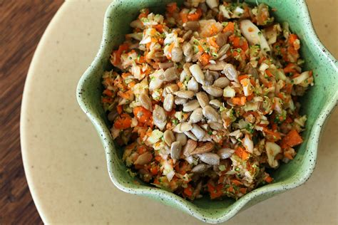 Carrot And Cabbage Detox Salad by 5 Detox Salads For Weight Loss Sofabfood Health