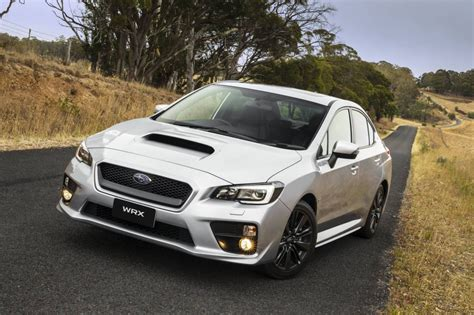 silver subaru wrx 2015 subaru wrx on sale in australia from 38 990