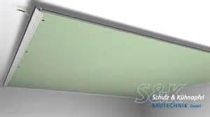 schattenfuge trockenbau led trockenbauprofil f 252 r freie schwebende fl 228 chen mit