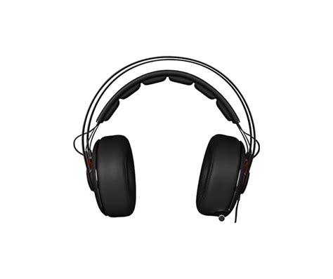 Headset Steelseries Arctis 5 Rgb Black Like New Murmer siberia 650 rgb illuminated usb gaming headset steelseries