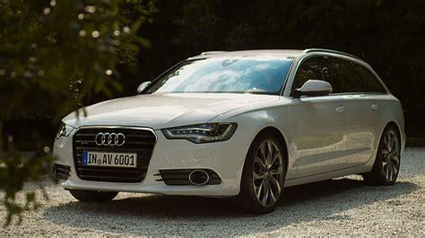Neue Audi A6 Avant by Test Der Neue Audi A6 Avant 3 0 Tdi Quattro