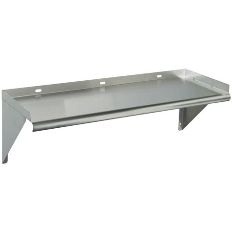 Wall Mountable Shelves Tarrison Stainless Steel Wall Mount Shelves