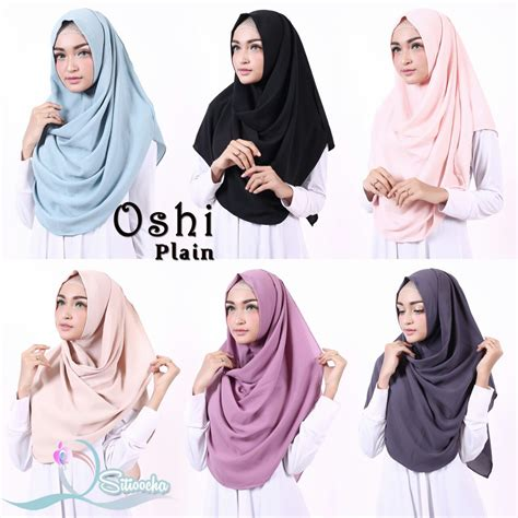 One Step Oshi oshi plain original by sitioocha almanah store