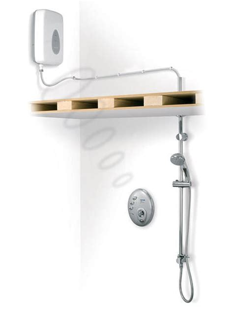 Outside Showers Uk by Triton T300si Wireless Electric Showers