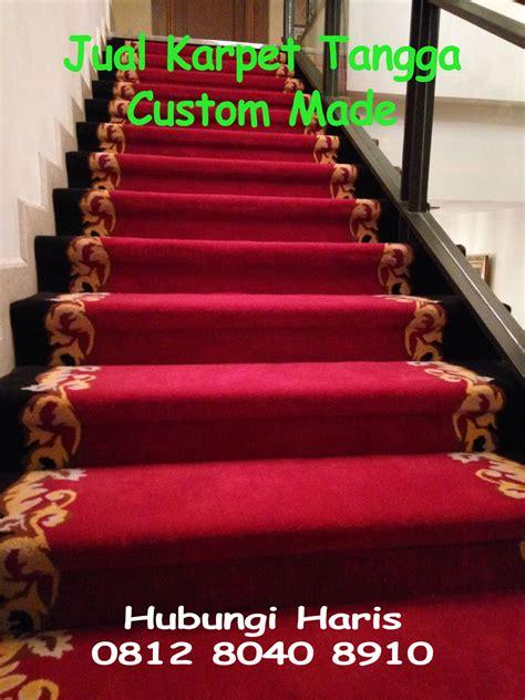 jual karpet tangga di depok haris azhar website