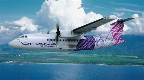 bid on flights hawaiian airlines to expand inter island ohana flights to