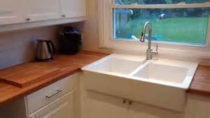 Bathroom Double Sink Ideas Ikea Domsjo Double Sink Adds A Classic Country Feel And