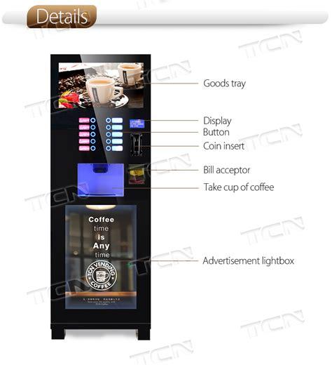 Coffee Vending coffee vending machine tcn vending machine