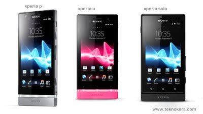 Hp Sony Xperia Lengkap harga dan spesifikasi hp sony xperia terbaru dan lengkap