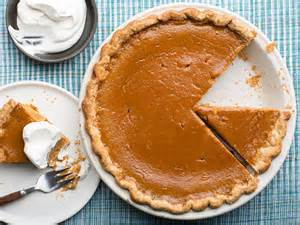 how to make pumpkin pie food network