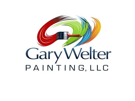 painting logo design logos for residential commercial