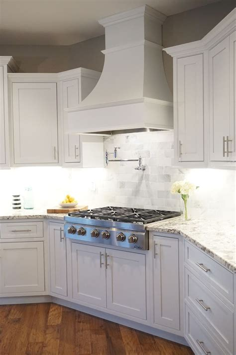 The 25 Best 36 Inch Range Hood Ideas On Pinterest 36 White Inset Kitchen Cabinets