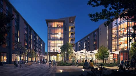 Mba Colleges In Irvine by Hensel Phelps Mithun Awarded Contract For New Uci Student