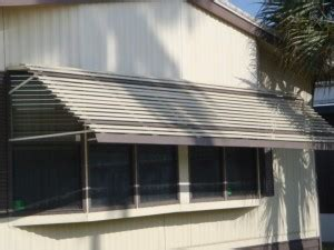 pattons awnings aluminum window mobile home aluminum window awnings