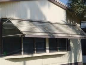 aluminum window mobile home aluminum window awnings