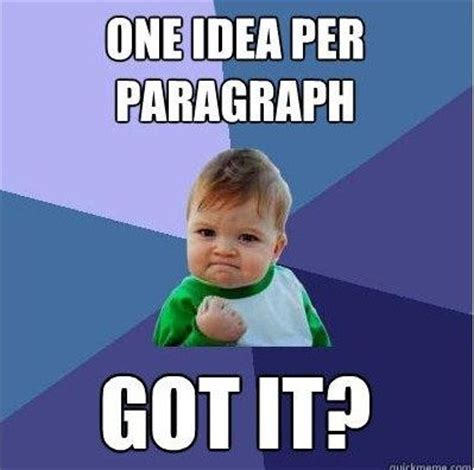 Grammar Meme - personal narratives writing project joy in the journey