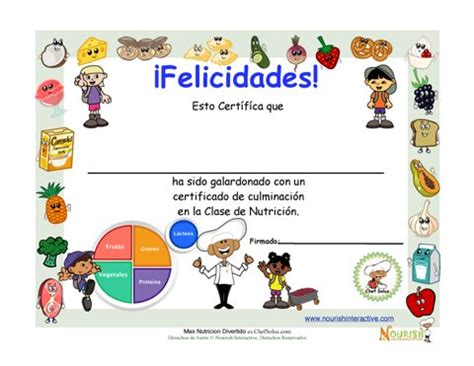 Ruffo Orgullosa De La Participaci 243 N De Eugenio Derbez En El Oscar E Consulta 2019 Clase Sobre Nutricion Para Ninos Certificado De Participaci 243 N En La Clase De Educaci 243 N De